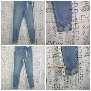 Express Jeans - Express Ankle Legging Super High Rise Jeans